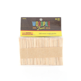 Woodpile Fun, Wooden Mini Craft Sticks, 2 1/2 inches, 150 Count