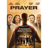 Prayer Never Fails, DVD