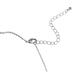 Modern Grace, Psalm 121:1 Love Necklace, Zinc Alloy, Silver, 20 inches