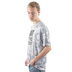 NOTW, Performance, Men's Active Short Sleeve Shirt, White Camo, Small
