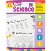 Evan-Moor, Daily Science Grade 4 Teacher's Edition, Reproducible, Paperback, 192 Pages