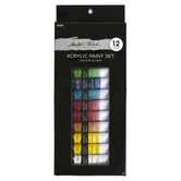 Masters Touch, Acrylic Paint Set, Assorted Colors, 12 Count