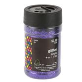 Tree House Studio, Glitter, Purple, 1/24, 4 ounces