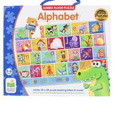 The Learning Journey, Jumbo Alphabet Floor Puzzle, 50 Pieces, 3 x 2 Feet
