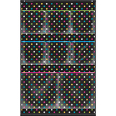 Teacher Created Resources, Chalkboard Brights Small Pocket Chart, 15 x 23 Inches, 1 Piece
