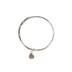 Oori Trading, Mother and Daughter, Twist Bangle, Silver Plated