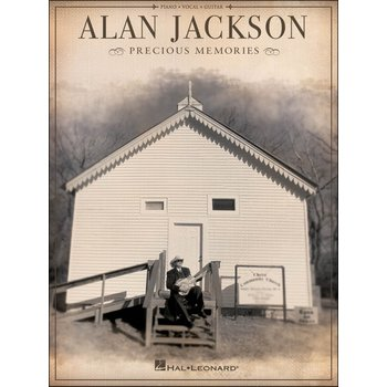 Precious Memories, by Alan Jackson, Songbook
