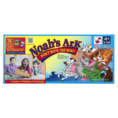 Kiddy Kiddo, Don't Rock The Boat: Noah's Ark Tabletop Balancing Board Game, Ages 4 & Older