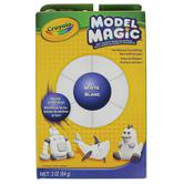 Crayola, Model Magic, White, 6 Pieces, 3 Ounces