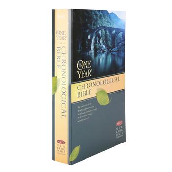 NKJV One Year Chronological Bible, Paperback