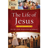 The Life of Jesus: Matthew through John, by Dr. Henrietta C. Mears and Bayard Taylor