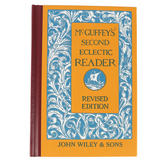 McGuffey's Second Eclectic Reader, Revised Edition, Hardcover, Grades 4-6