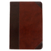 ESV Personal Reference Bible, TruTone, Brown and Walnut