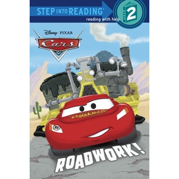 Disney's Cars, Driving Buddies, Step Into Reading, Level 2 Reader, by Apple Jordan, Paperback