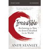 Irresistible Small Group Video Study, by Andy Stanley, DVD or Paperback
