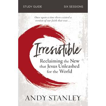 Irresistible Small Group Video Study, by Andy Stanley, Paperback
