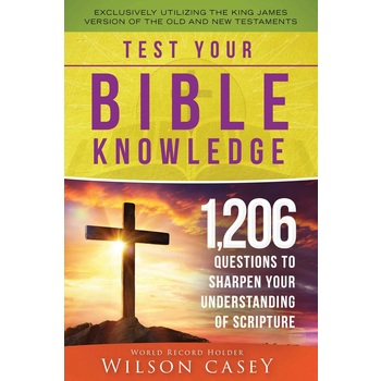 Test Your Bible Knowledge, by Wilson Casey, Paperback