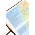 NLT Personal Size Large Print Bible, Duo-Tone, Brown and Tan