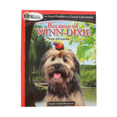 Teacher Created Resources, Rigorous Reading: Because of Winn-Dixie, Grades 3-6, Paperback, 80 Pages