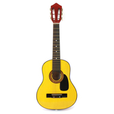 KHS America, Hohner Kids Acoustic Guitar, 13.5 Inches, 2 Pieces, Ages 6-9