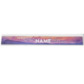 Renewing Faith, Psalm 8:9 How Majestic Is Your Name Magnet Strip, 7 1/2 x 3/4 inches