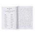 Product Concept Manufacturing, The Names of Jesus Word Search, 7 1/2 x 5 Inches