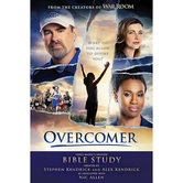 Overcomer Bible Study Book, by Stephen Kendrick, Alex Kendrick, and Nic Allen, Paperback