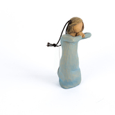 Willow Tree, Journey Ornament, by Susan Lordi, Resin, 4 1/4 Inches
