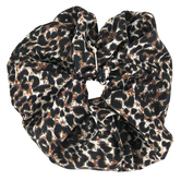 Natural Life, Animal Print Super Scrunchie, Polyester, 9 inches
