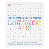 DK, Help Your Kids With Language Arts Visual Reference Book, Paperback, 256 Pages, Grades 5-Adult
