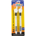 Bazic Products, No. 1 Reward Retractable Ballpoint Pen with Finger Topper, Black, Bold Point, Set of 2
