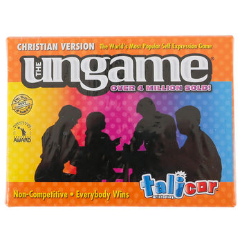 Talicor, The Ungame: Christian Pocket Edition, Ages 10 and Older