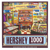 MasterPieces, Hershey's Candy Shop Jigsaw Puzzle, 1000 Pieces, 19 1/4 x 26 3/4 inches
