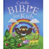 Candle Bible for Kids, by Juliet David  & Jo Parry, Hardcover