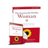 The Emotionally Healthy Woman Workbook with DVD: Eight Things You Have to Quit to Change Your Life