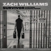Survivor: Live From Harding Prison, by Zach Williams, CD