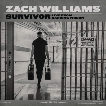 Survivor: Live From Harding Prison, by Zach Williams, CD