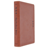 NLT The Wayfinding Bible, Leatherlike, Multiple Colors Available