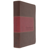 NIV Chronological Study Bible, Multiple Styles Available