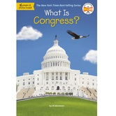 What Is Congress, What Was Series, by Jill Abramson, David Malan, & Who HQ, Paperback