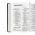 NIV Reference Bible, Giant Print, Imitation Leather, Black