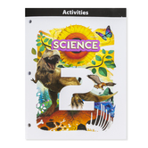 BJU Press, Science 2 Student Activity Manual, 5th Edition, Paperback, Grade 2