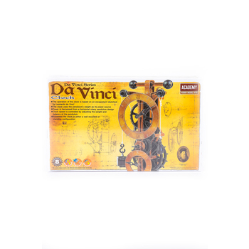 Academy, Da Vinci Clock Science Kit,  Ages 14 and up