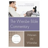 Wiersbe Bible Commentary: New Testament