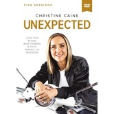 Unexpected Video Study, by Christine Caine, DVD