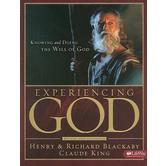 Experiencing God Member Book, Revised and Expanded, by Henry Blackaby, Paperback