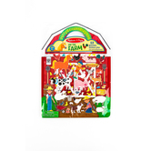Melissa & Doug, On the Farm Puffy Sticker Play Set, Ages 4 to 8 Years Old, 52 Stickers