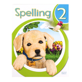 BJU Press, Spelling 2 Student Worktext, 2nd Ed, Copyright Update, Paperback, Grade 2