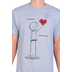 NOTW, Proverbs 3:5, All I Have, Men's or Women's Short Sleeve T-Shirt, Grey Heather