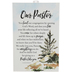Dexsa, Thank You Plaque for Pastor Appreciation, MDF Wood, White, 6 x 9 inches